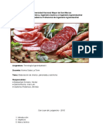 6 Embutidos Finalizado Carne Alimentos
