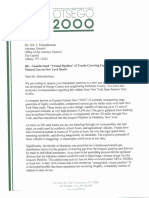 Otsego 2000 letter to NY Attorney General re