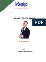 Diktat Front Office Praktis