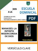 Manases La Infinita Gracia de Dios Normal