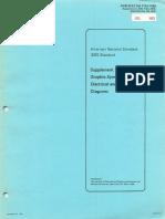 ANSI Y32.2-1986 Sup