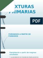 TEXTURAS PRIMARIAS