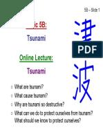05B Tsunami