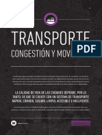 Sistema de Ciudades-4 Transporte, Congestión y Movilidad