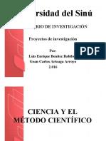 Presentación Benitez. - Para El Seminario de Investigación