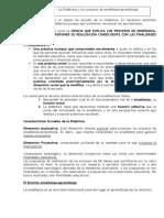 José Contreras Domingo La Didáctica y Los Procesos de Enseñanza Aprendizaje