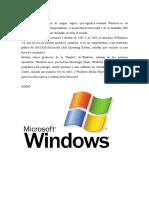 Qué Es Windows