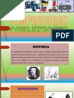 COMPRESORES-diapositivas