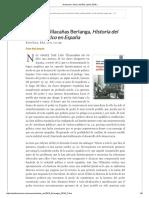 Sintesis Historia Del Poder Politico en España