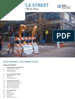 Pike People Street 2016 Report + 2017 Work Plan