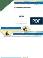 Análisis Comparativo de Indicadores Financieros