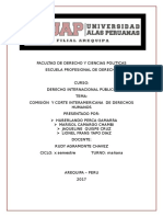 COMISION IDH