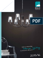 EGLO Interior Lighting 2015 16