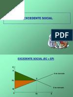 excedente social