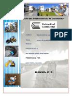 Dosier de Calidad y Protocolos de Trabajo