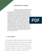 Estructuras Neuroanatomicas de La Ansiedad