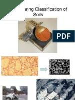 Engineering Classification of Soils