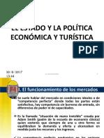 4. El Estado y La Politica Económica y Turística