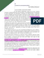 A Questão Do Convencimento Judicial - Luiz Guilherme Marinoni