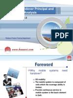 7. WCDMA Handover Principal and Analysis