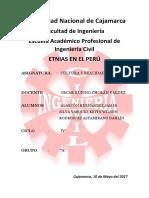 Cultura y realidad nacional informe N°1