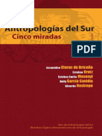 Antropologias Del Mundo Cinco Miradas (1)