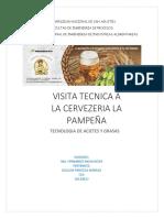 CERVEZERIA PAMPEÑA