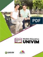 Modelo Educativo UNIVIM