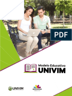 Modelo Educativo UNIVIM