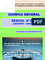 Sesion n 09 El Agua Presion de Vapor