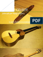 "Cuatro Celeste ""Cafélatte"" No. 67"