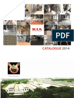 Kiaceramics Catalogue 2014