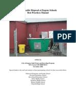 Earth Tub School Composting