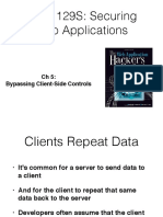 Secure Web Application Ch5