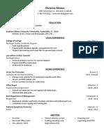 resume mintonc  1