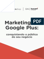 eBook Nuvem Shop Marketing No Google Plus