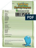 Pokemon Mystery Dungeon - Explorers of Sky Official Game Guide - Unleashed