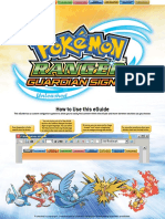 Pokemon Ranger Guardian Signs Official Game Guide - Unleashed