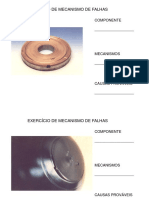 Exercicio Analise de Falha - Hidráulica
