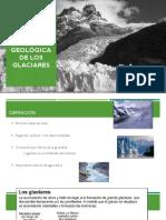Acción Geológica de Los Glaciares (2)