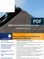 Presentación Tdm 007_mezclas Asfalticas en Frio