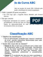 Método Da Curva ABC