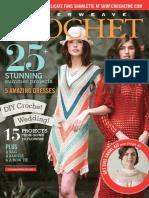 Interweave Crochet Summer 2015