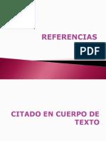 Referencias Actualizadas (2014-i) - Clase Teoría (1) (1)