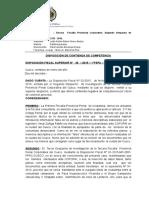 Dirime Competencia 206-2015 - Urubamba-cusco