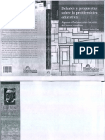 PROBLEMÁTICA EDUCATIVA por Ander-Egg - Debates y propuestas.pdf
