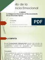 20160814Inteligencia Emocional Clase 7