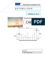 Modulo 9 - Cables -Teoria 2013