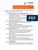 10 Best Practices Online Communication