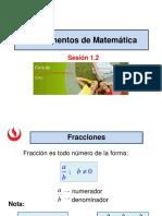 Numeros Fraccionarios_Sesión 1.2